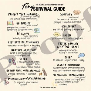 Preview of Tiny Survival Guide